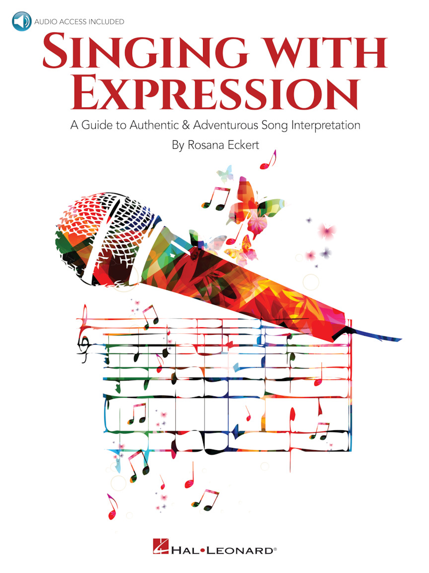 Product Cover for Singing with Expression
