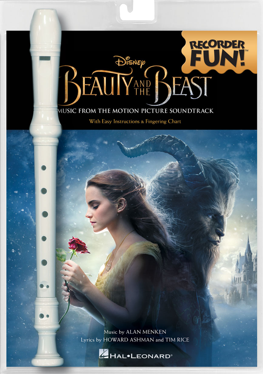 Product Cover for Beauty and the Beast – Recorder Fun!