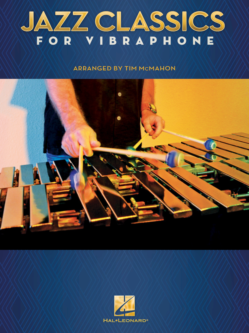 Product Cover for Jazz Classics for Vibraphone