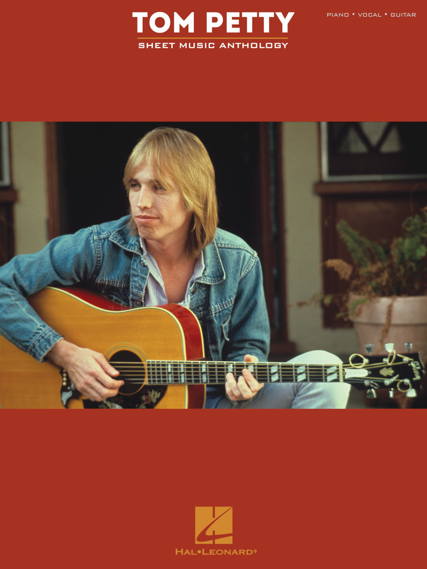 Product Cover for Tom Petty Sheet Music Anthology