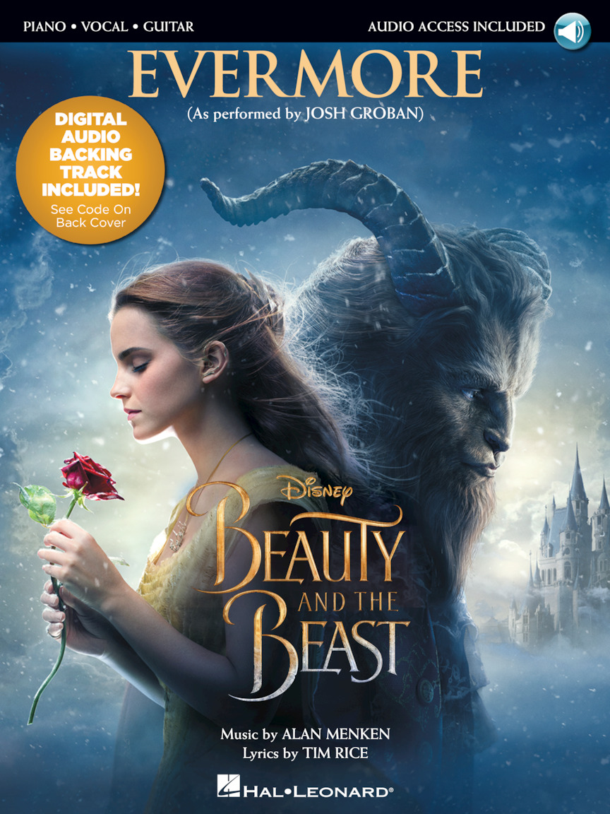Product Cover for Evermore (from Beauty and the Beast)