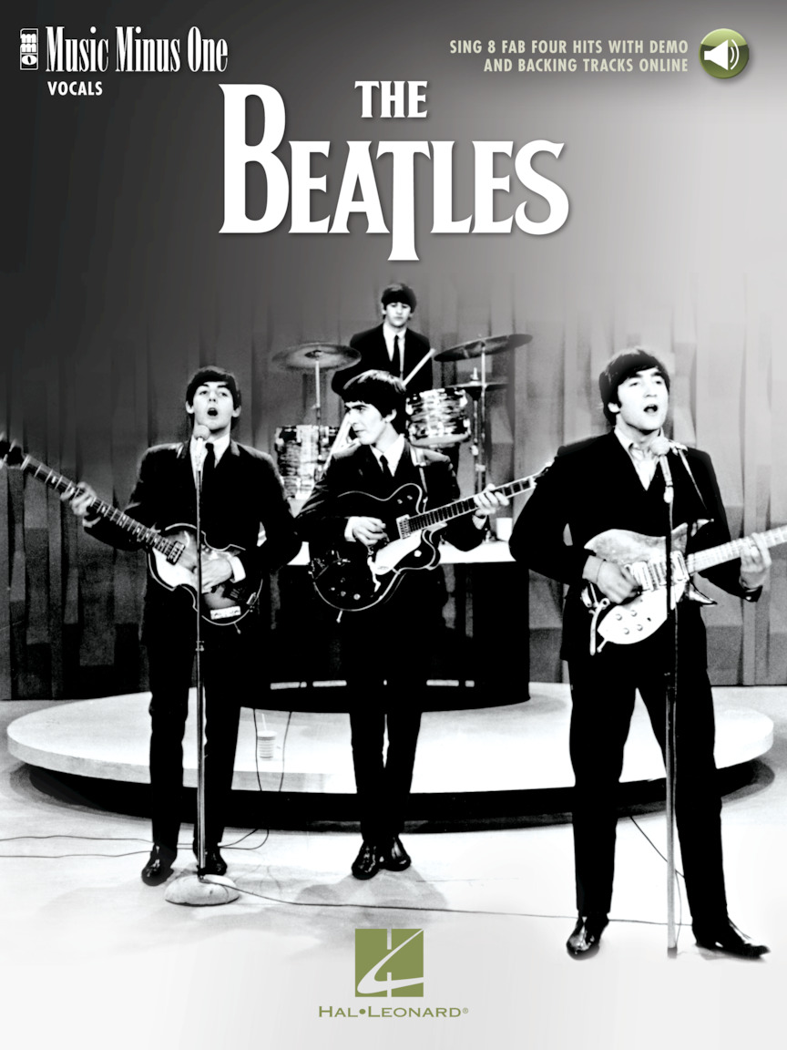 Product Cover for The Beatles – Sing 8 Fab Four Hits with Demo and Backing Tracks Online