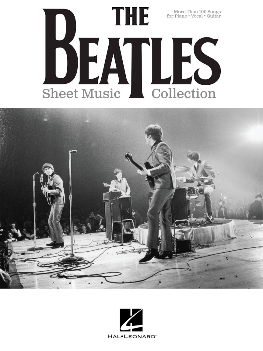 Product Cover for The Beatles Sheet Music Collection