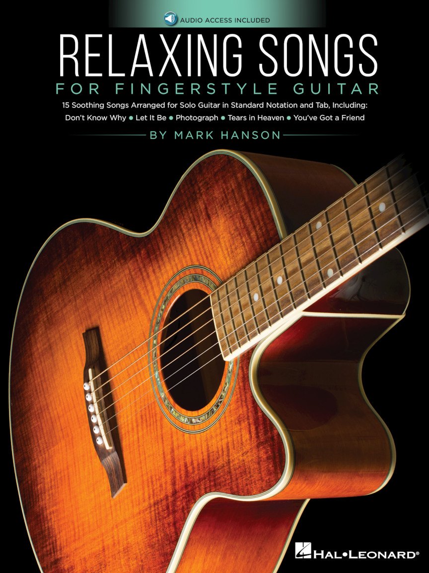 Product Cover for Relaxing Songs for Fingerstyle Guitar