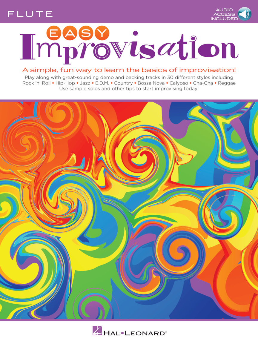 Product Cover for Easy Improvisation