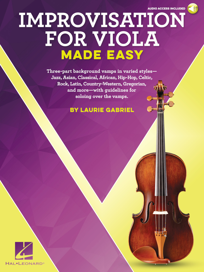 Improvisation for Viola Made Easy