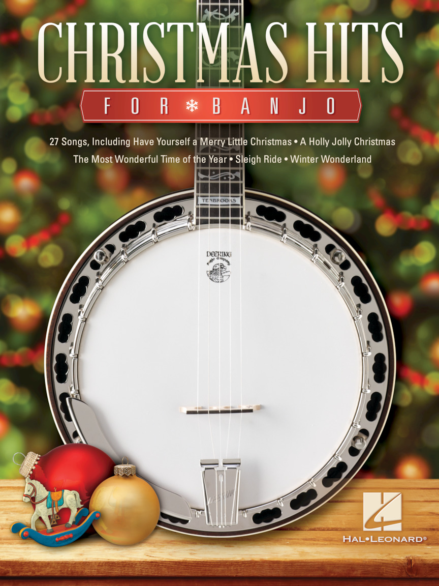 Product Cover for Christmas Hits for Banjo