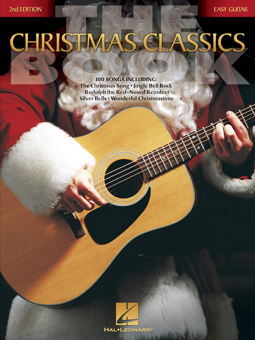 Product Cover for The Christmas Classics Book – 2nd Edition