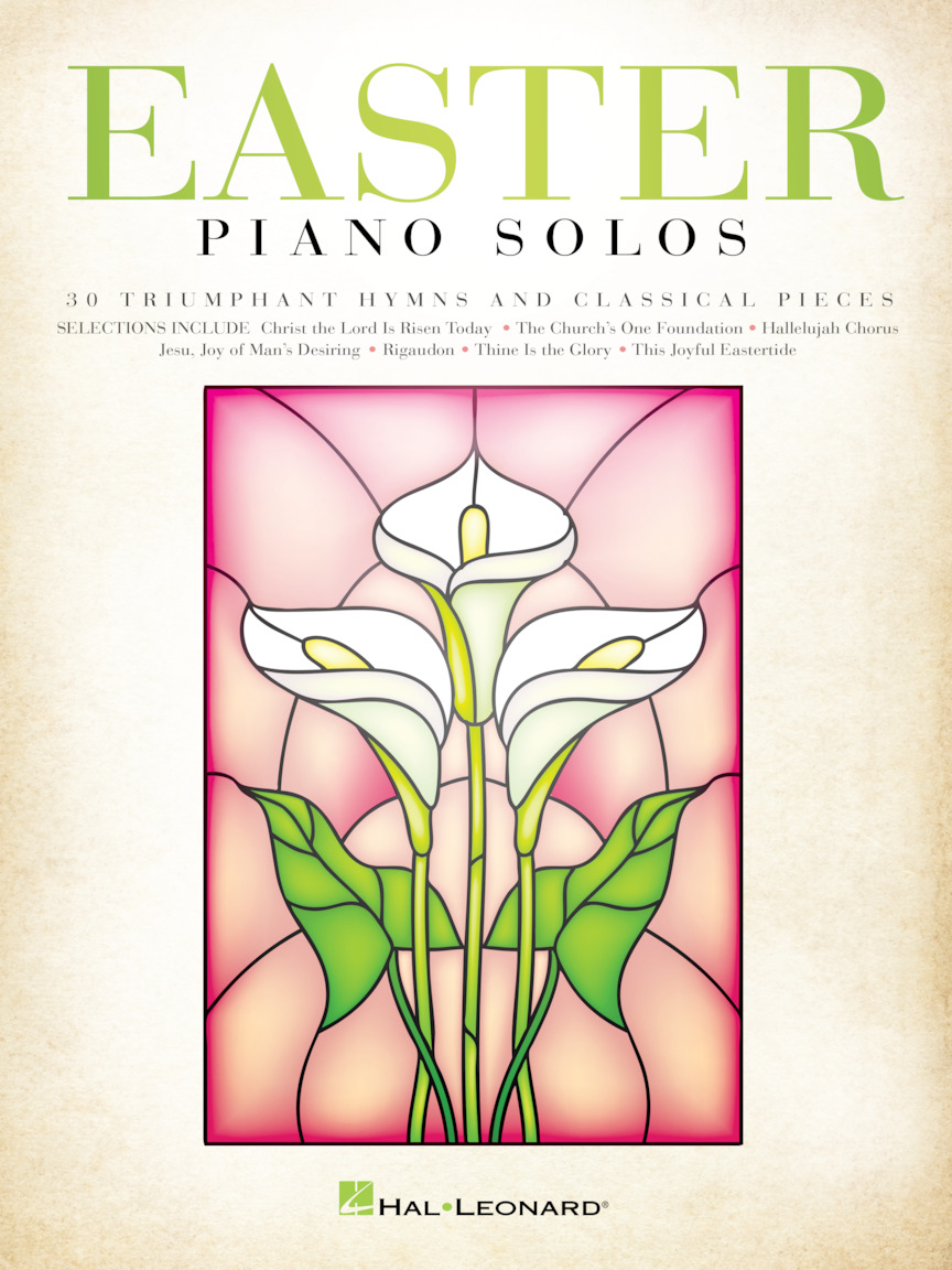 Product Cover for Easter Piano Solos