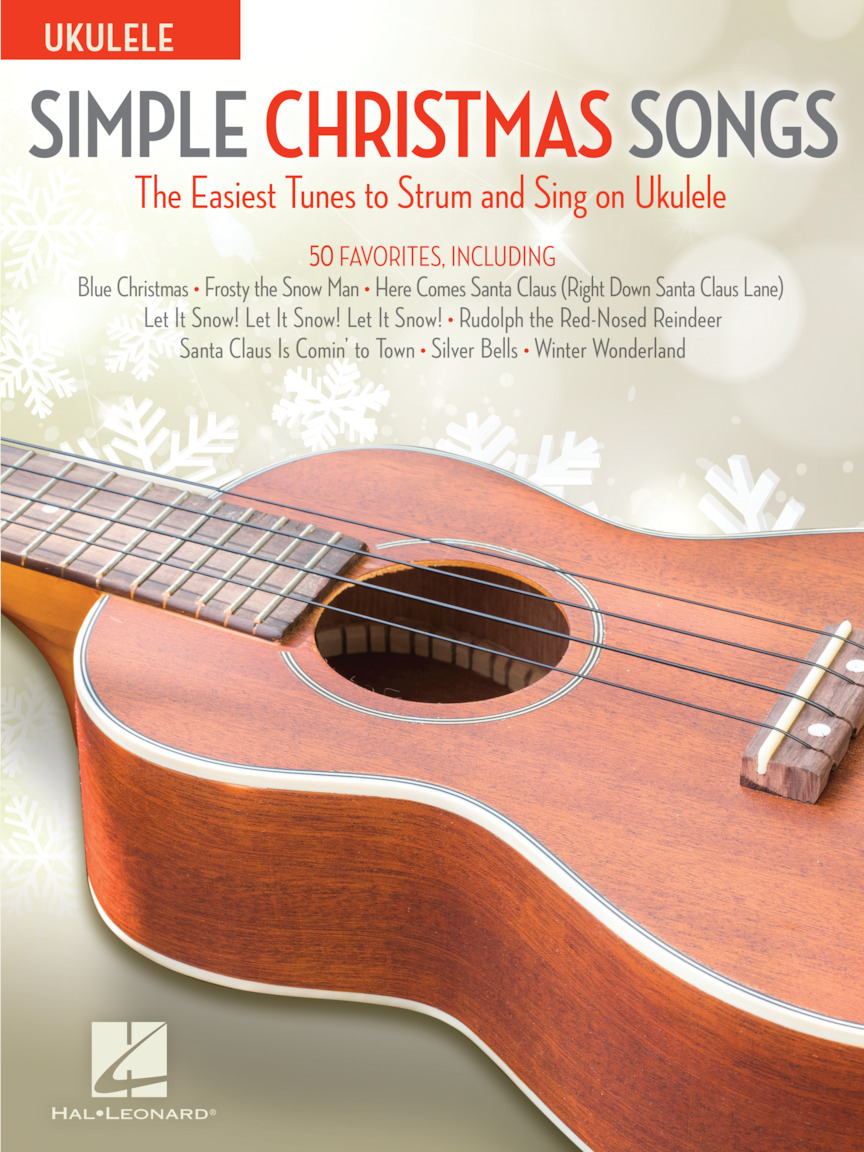 Product Cover for Simple Christmas Songs