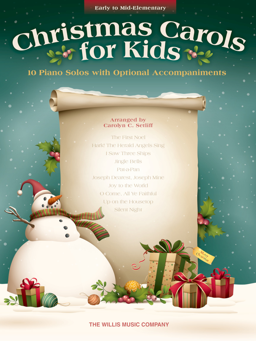 Product Cover for Christmas Carols for Kids
