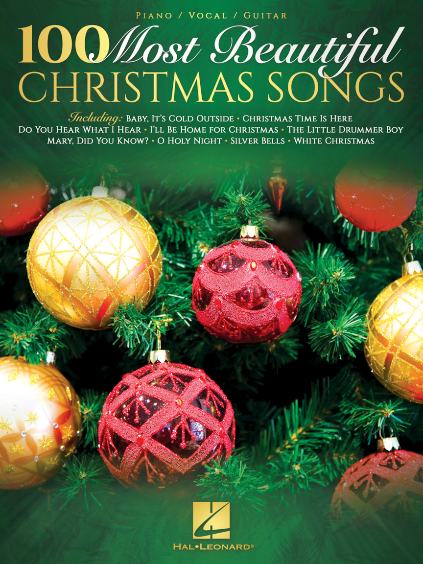 Product Cover for 100 Most Beautiful Christmas Songs