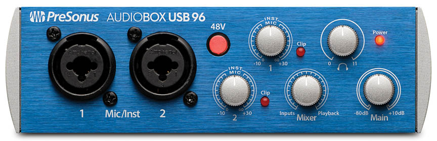 Product Cover for AudioBox USB 96