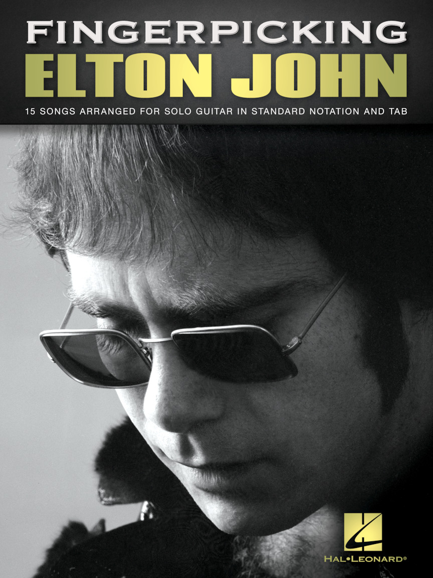 Product Cover for Fingerpicking Elton John