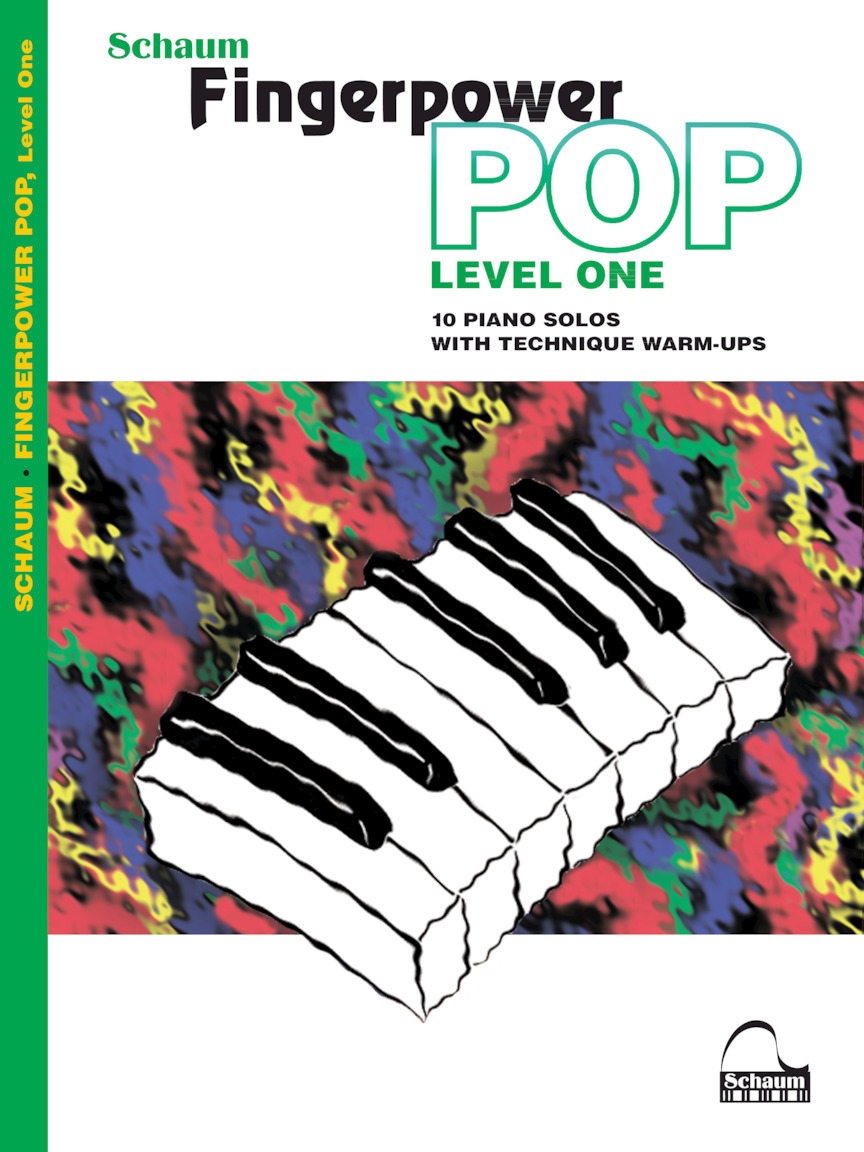 Product Cover for Fingerpower Pop – Level 1