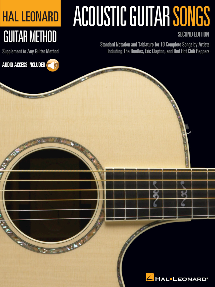 Product Cover for Acoustic Guitar Songs – 2nd Edition