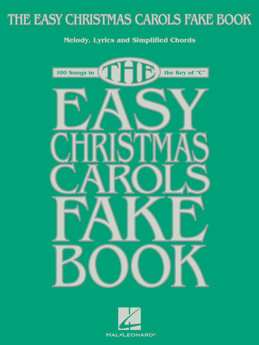 Product Cover for The Easy Christmas Carols Fake Book