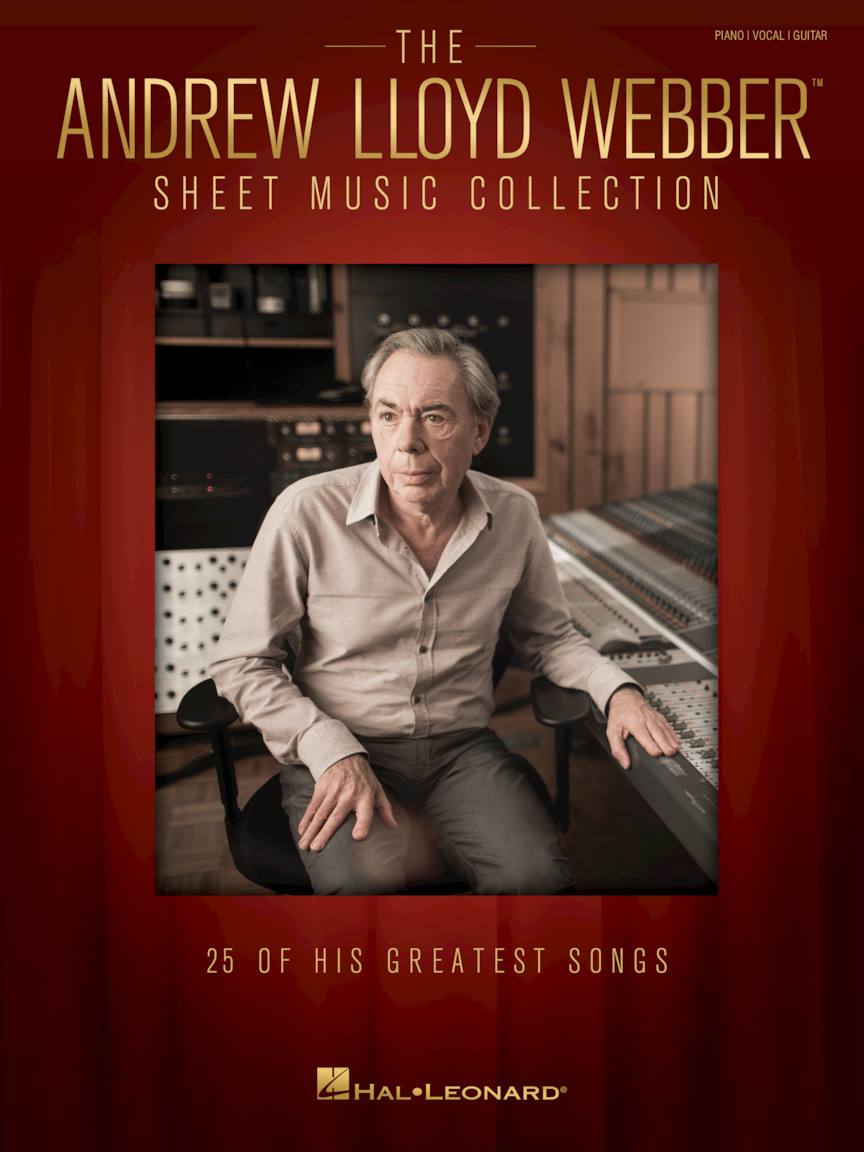 Product Cover for The Andrew Lloyd Webber Sheet Music Collection