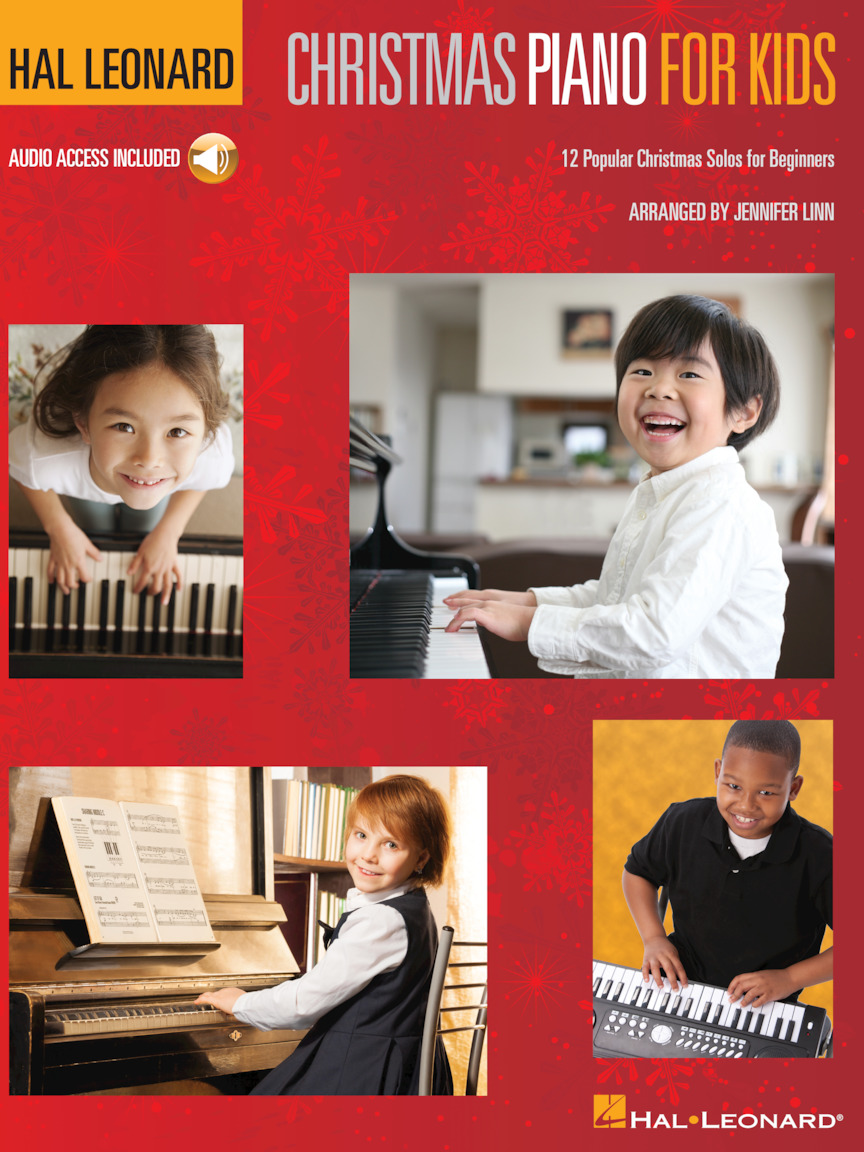 Product Cover for Hal Leonard Christmas Piano for Kids
