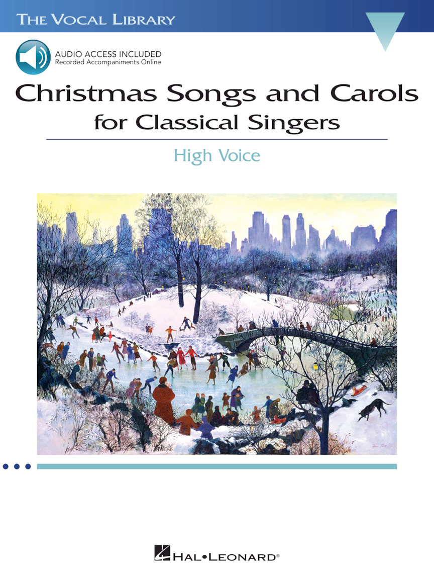 Product Cover for Christmas Songs and Carols for Classical Singers