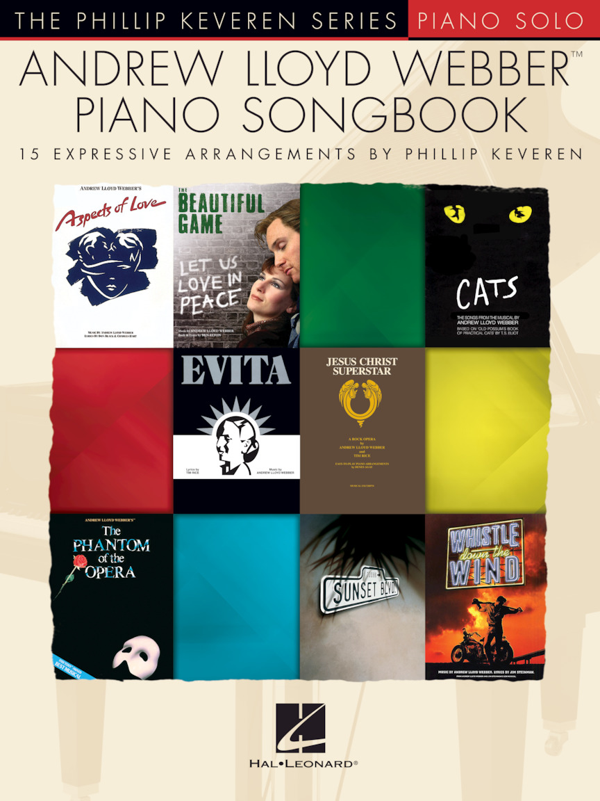 Product Cover for Andrew Lloyd Webber Piano Songbook