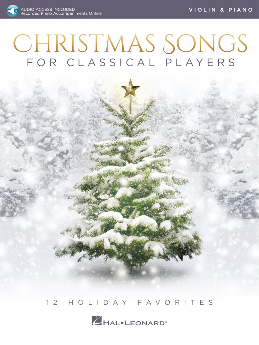 Product Cover for Christmas Songs for Classical Players – Violin and Piano