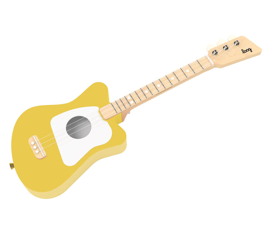 Product Cover for Loog Mini – Yellow