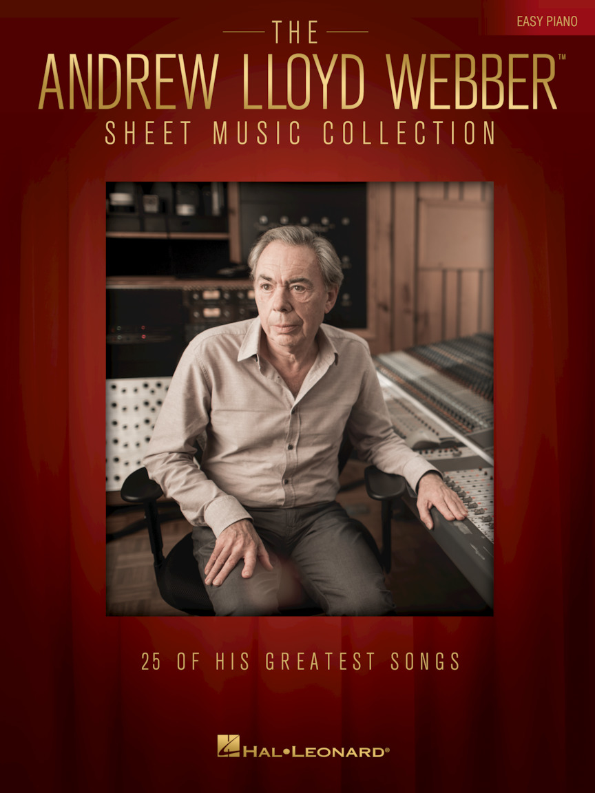 Product Cover for The Andrew Lloyd Webber Sheet Music Collection for Easy Piano