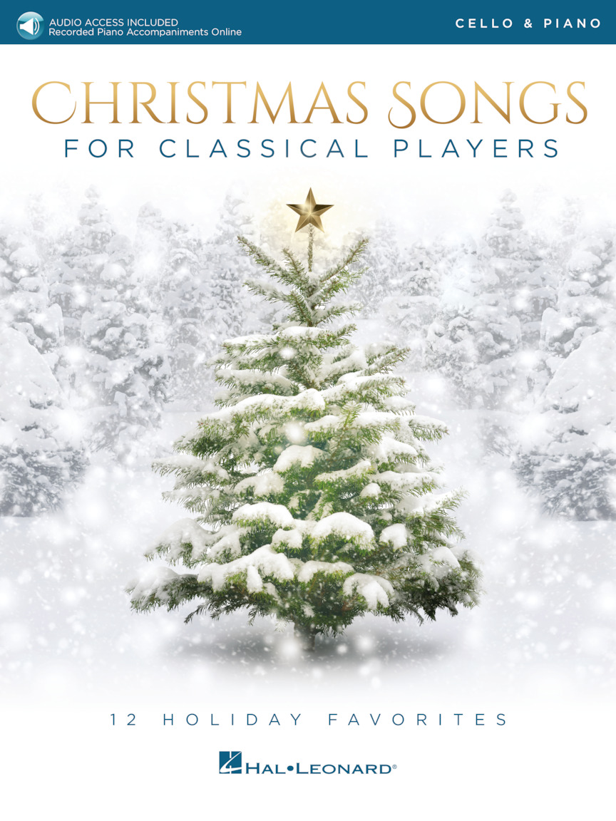Product Cover for Christmas Songs for Classical Players – Cello and Piano