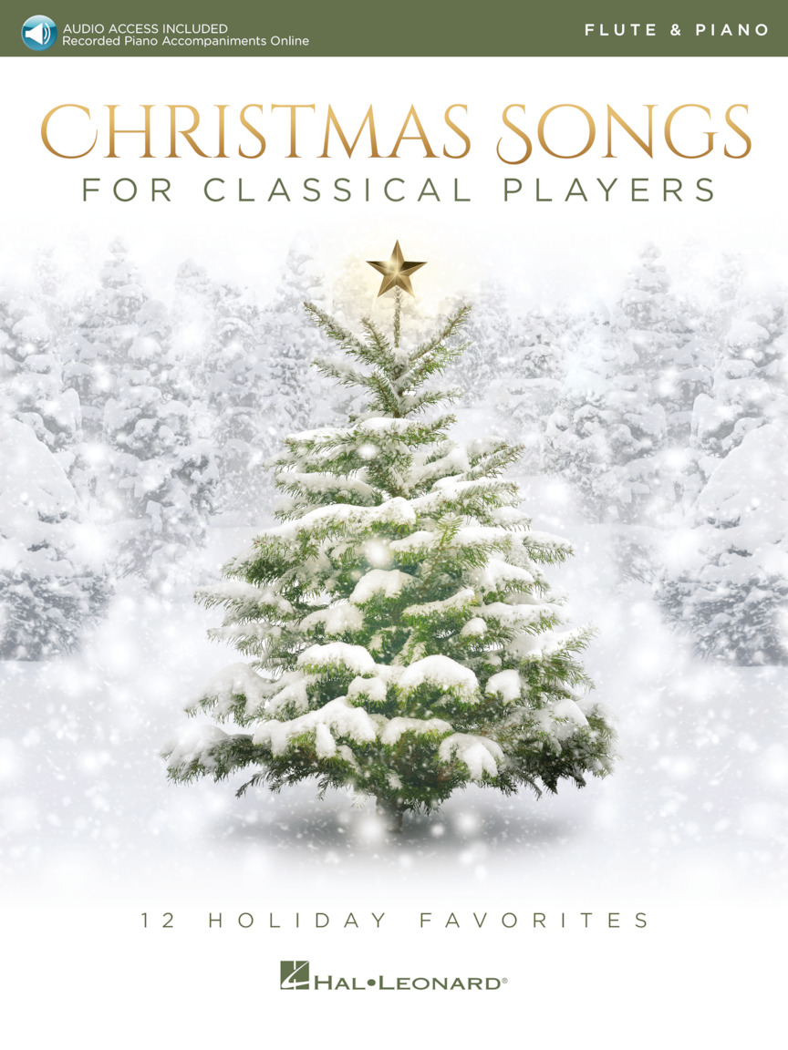 Product Cover for Christmas Songs for Classical Players – Flute and Piano