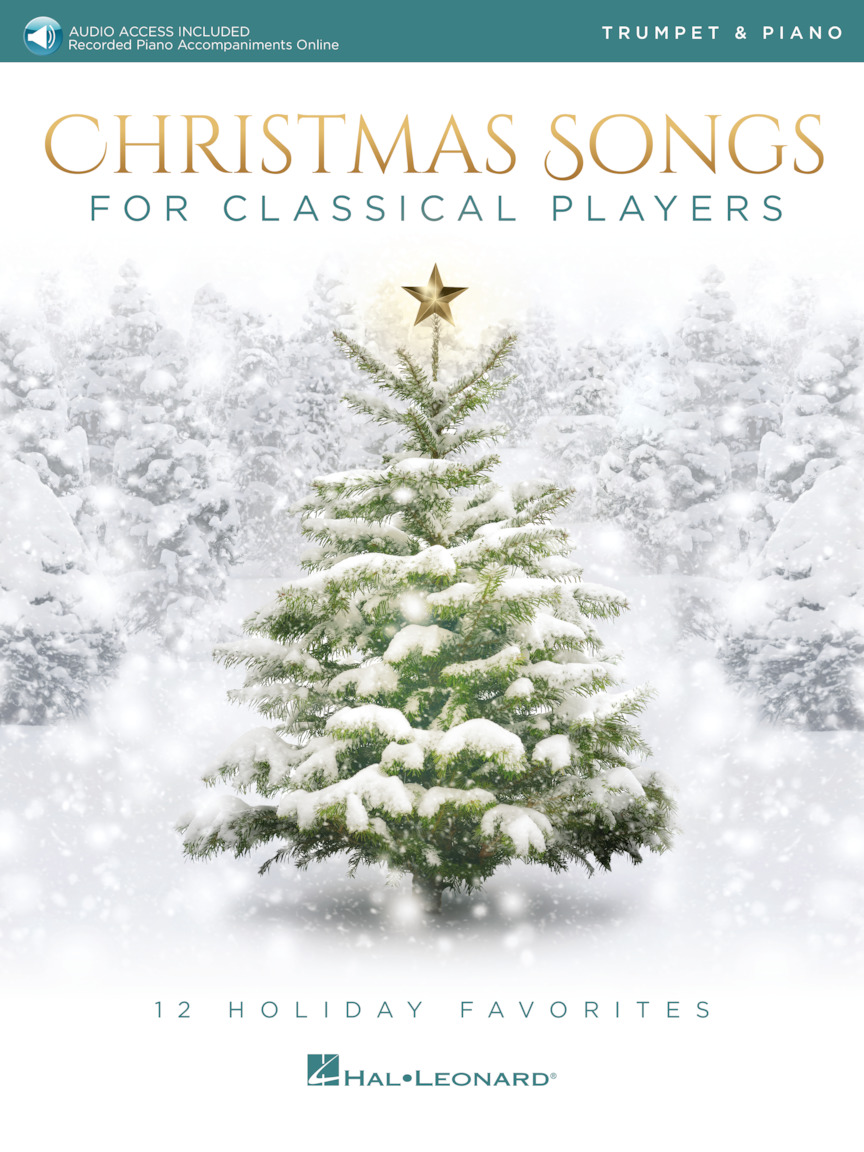 Product Cover for Christmas Songs for Classical Players – Trumpet and Piano