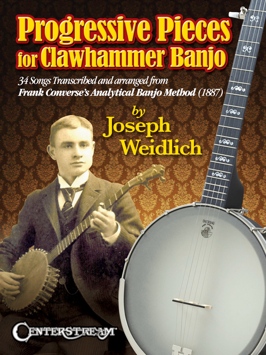 Product Cover for Progressive Pieces for Clawhammer Banjo