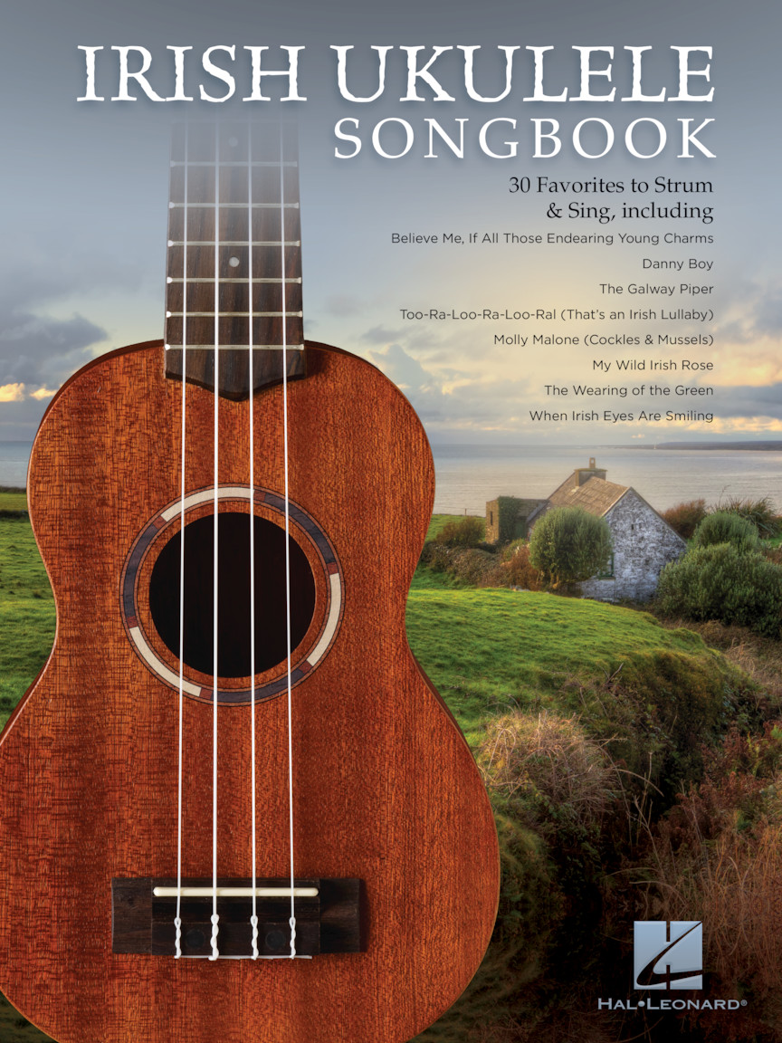 Product Cover for Irish Ukulele Songbook