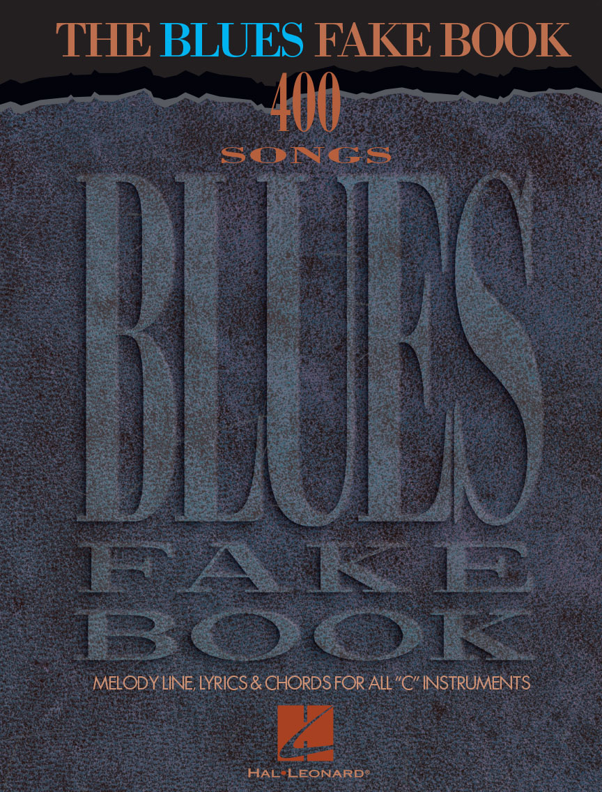 Product Cover for The Blues Fake Book