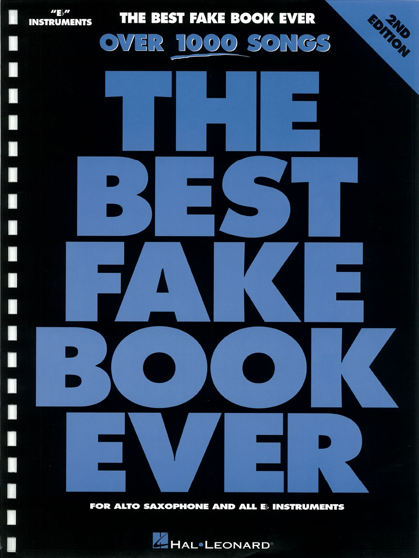 Product Cover for The Best Fake Book Ever – 2nd Edition