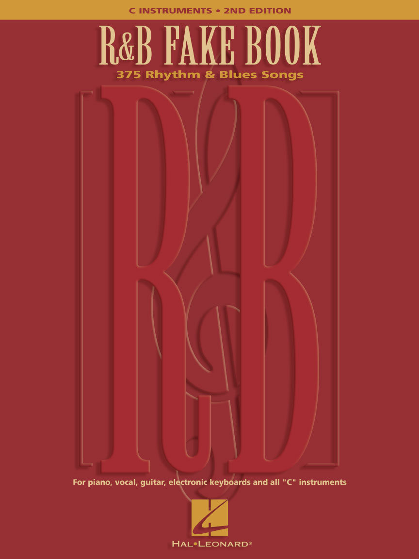 Product Cover for R&B Fake Book – 2nd Edition