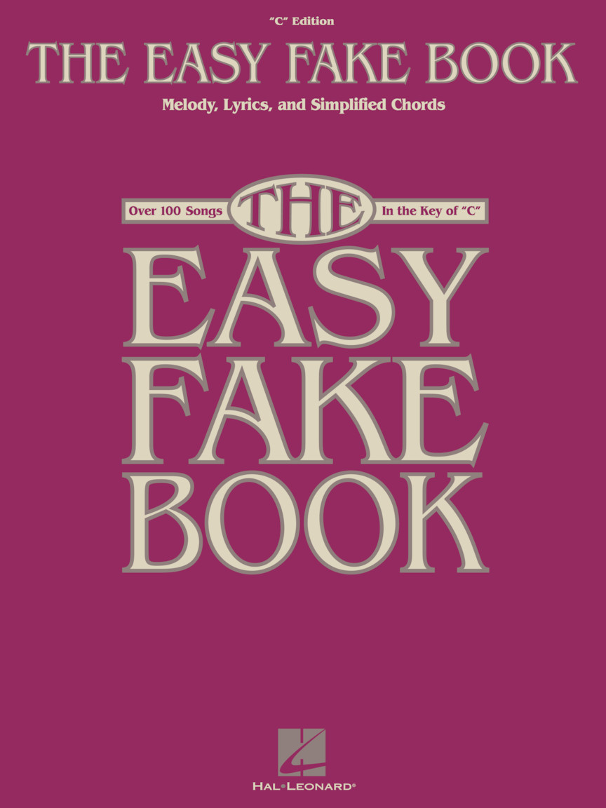 Product Cover for The Easy Fake Book