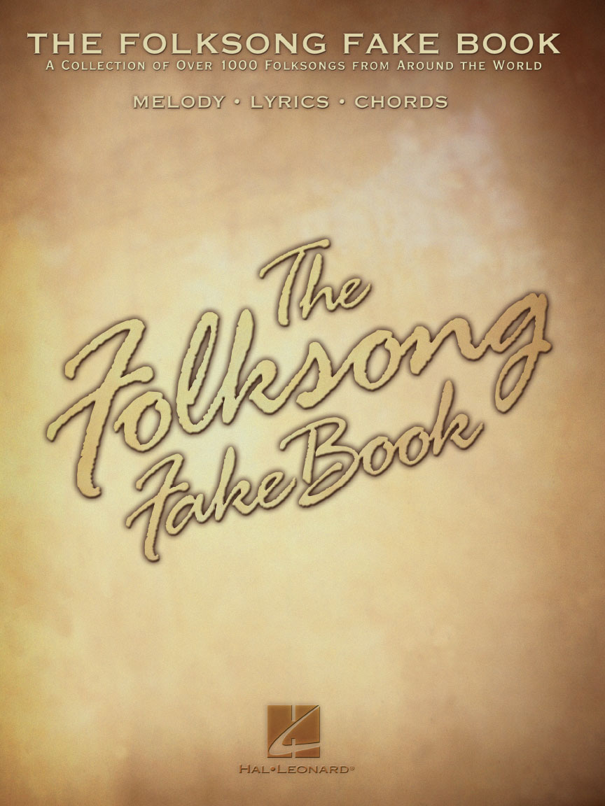 Product Cover for The Folksong Fake Book