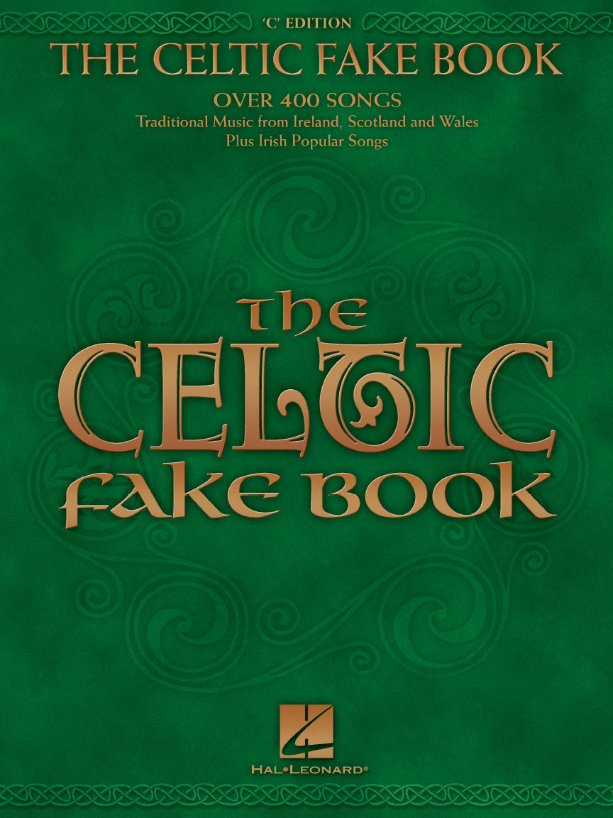 Product Cover for The Celtic Fake Book