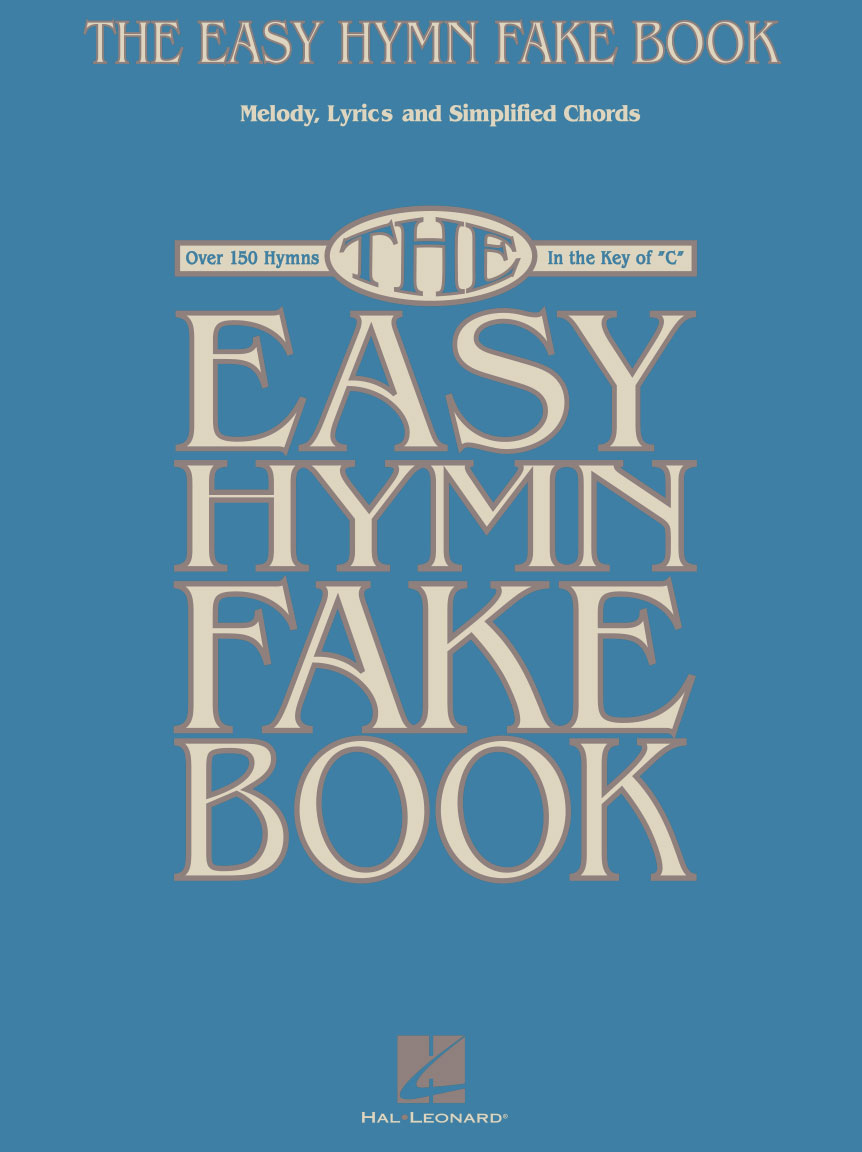 Product Cover for The Easy Hymn Fake Book