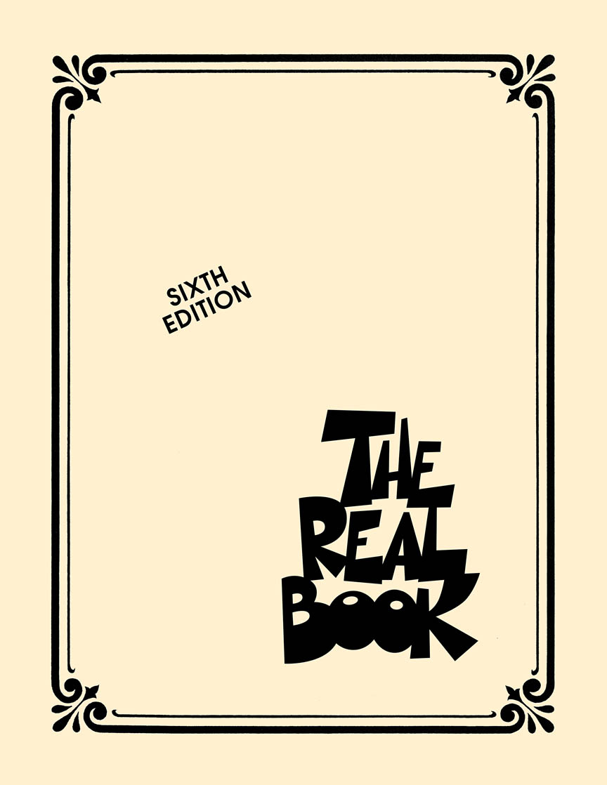 Product Cover for The Real Book – Volume I – Sixth Edition