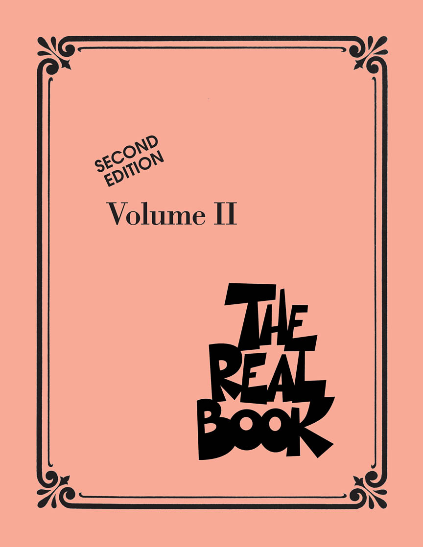 The Real Book – Volume II – Second Edition - C Edition | Hal
