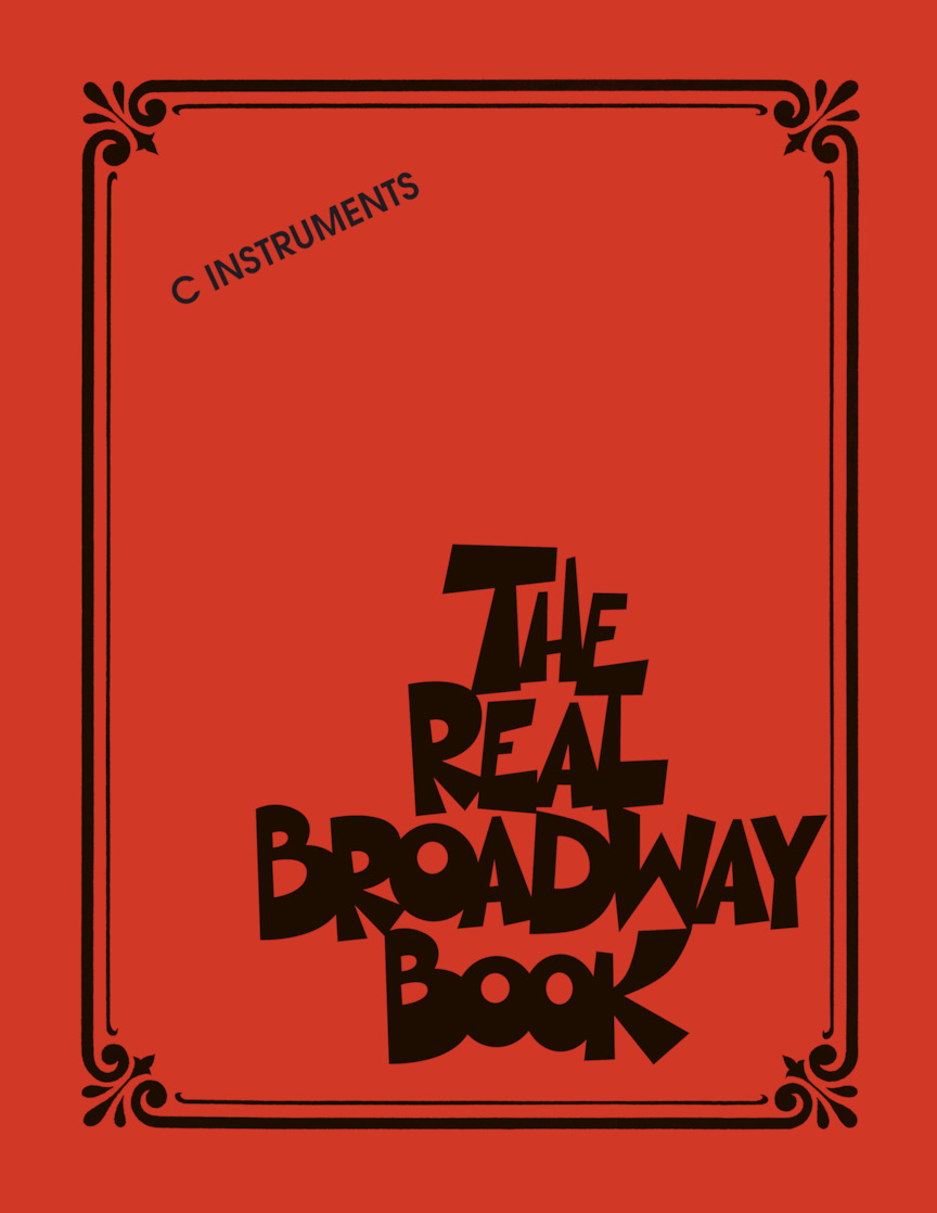 Product Cover for The Real Broadway Book
