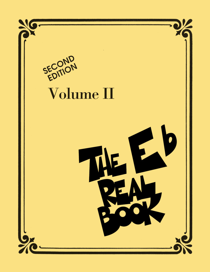 Product Cover for The Real Book – Volume II – Second Edition