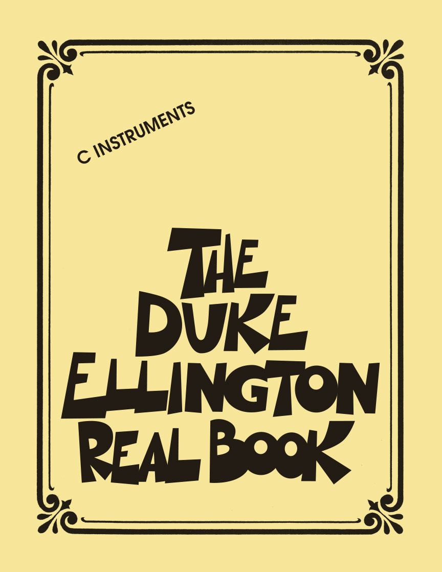 Product Cover for The Duke Ellington Real Book