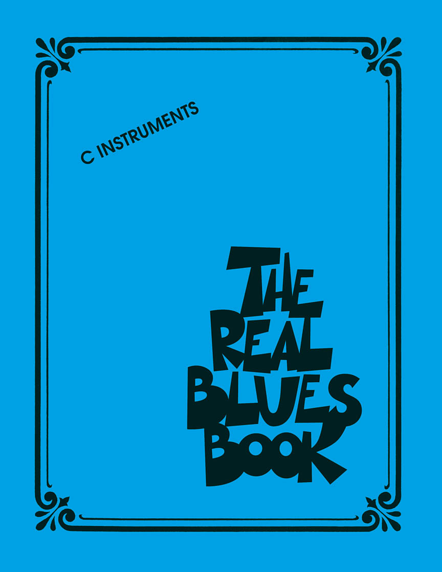 Product Cover for The Real Blues Book