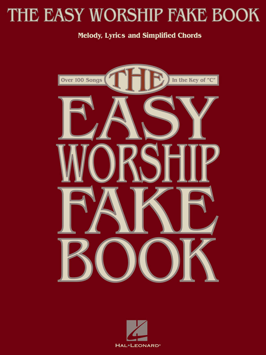 Product Cover for The Easy Worship Fake Book