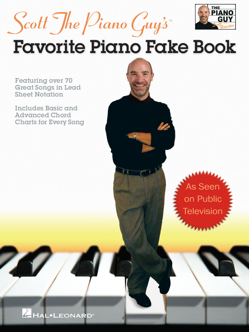 Product Cover for Scott The Piano Guy's Favorite Piano Fake Book