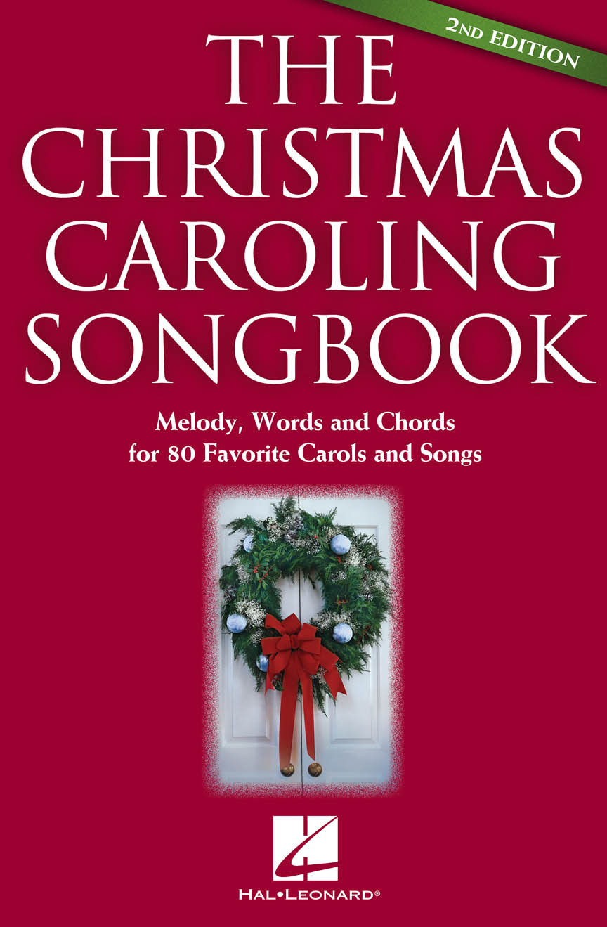 Product Cover for The Christmas Caroling Songbook – 2nd Edition