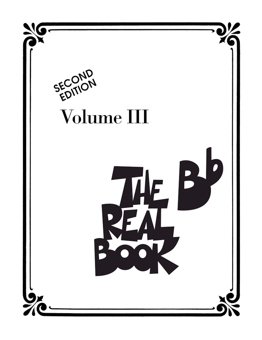 Product Cover for The Real Book – Volume III